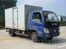 Foton BJ5069XXY-CA box van truck