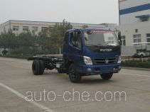 Foton BJ5069XXY-FH van truck chassis