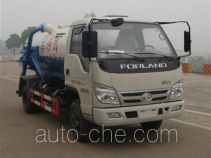 Foton BJ5072GXW-G1 sewage suction truck