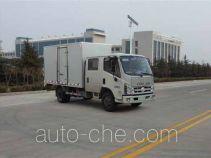 Foton BJ5076XXY-AD box van truck
