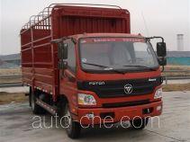福田牌BJ5049CCY-C5型仓栅式运输车