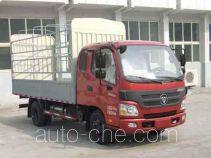 福田牌BJ5079CCY-FB型仓栅式运输车