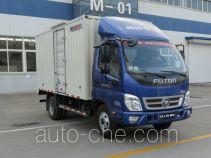 Foton BJ5079XXY-A5 box van truck