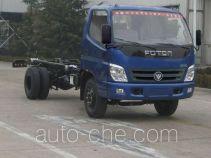 Foton BJ5079XXY-FF van truck chassis
