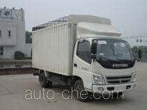Foton BJ5081VDBED-S1 soft top box van truck