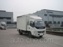 Foton BJ5081VDCED-S1 soft top box van truck