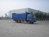 Foton Auman BJ5082VCCFD-2 soft top box van truck