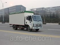 Foton soft top box van truck