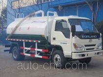 Foton BJ5083GXW-2 sewage suction truck