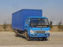 Foton Forland BJ5083VCCEG box van truck