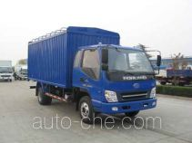 Foton BJ5083VDCFG-S2 soft top box van truck