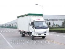 Foton BJ5083VEBEA-G soft top box van truck