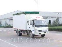 Foton BJ5083VECEA-G soft top box van truck