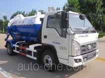 Foton BJ5085GXW-2 sewage suction truck