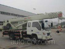Foton  QY-2 BJ5085JQZ-2 автокран
