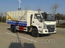 Foton BJ5085XTY-1 sealed garbage container truck