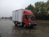 Foton BJ5088XXY-F1 box van truck