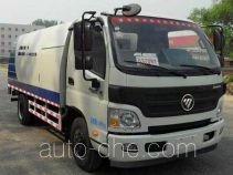 Foton BJ5089GQX-FA highway guardrail cleaner truck