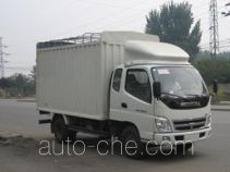 Foton Ollin BJ5089VCCFD-A2 soft top box van truck
