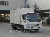 Foton BJ5089VEBEA-7 box van truck
