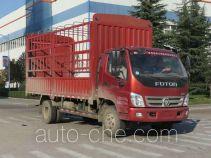 福田牌BJ5089VEBEA-FL型仓栅式运输车