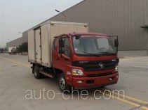 Foton BJ5089VECEA-FB box van truck