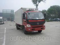 福田牌BJ5089XLC-FA型冷藏车