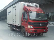Foton BJ5089XLC-FB refrigerated truck