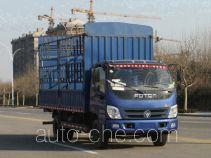 福田牌BJ5099CCY-A8型仓栅式运输车