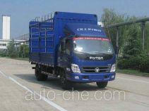 Foton BJ5099CCY-FC грузовик с решетчатым тент-каркасом