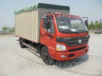 Foton BJ5099CPY-F1 soft top box van truck