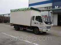 Foton BJ5099VECEA-6 soft top box van truck