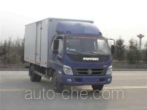 Foton BJ5099VECED-FB box van truck