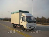Foton BJ5101VGCEA-S2 soft top box van truck