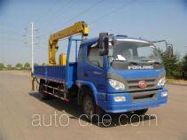 Foton BJ5102JSQ-G3 truck mounted loader crane