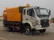 Foton BJ5102THB-G1 бетононасос на базе грузового автомобиля