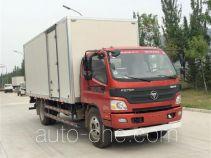 Foton BJ5109VECEG-FC box van truck