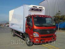 福田牌BJ5109XLC-A2型冷藏车