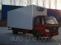 福田牌BJ5119XLC-FB型冷藏车