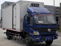 福田牌BJ5119XLC-FC型冷藏车