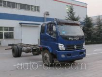 Foton BJ5119XXY-F2 van truck chassis