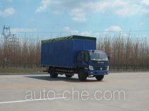 Foton BJ5121VHCFG-2 soft top box van truck