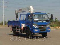Foton BJ5122JSQ-G1 truck mounted loader crane