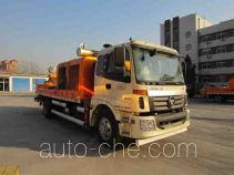 Foton BJ5124THB truck mounted concrete pump