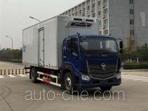 福田牌BJ5126XLC-A2型冷藏车