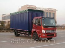 Foton BJ5129CPY-CC soft top box van truck