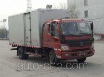 Foton BJ5129VGCEA-FA box van truck