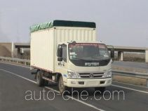 Foton BJ5129VJCFA-3 soft top box van truck