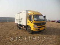 Foton BJ5129XXY-F6 box van truck