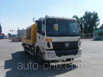 Foton Auman BJ5133THB-XA бетононасос на базе грузового автомобиля